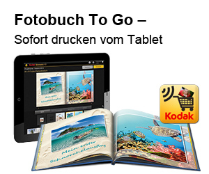 Fotobuch to Go: Kodak Moments App