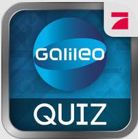 Quiz App Galileo für iOS